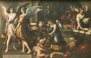 La cocina-The Angels' Kitchen